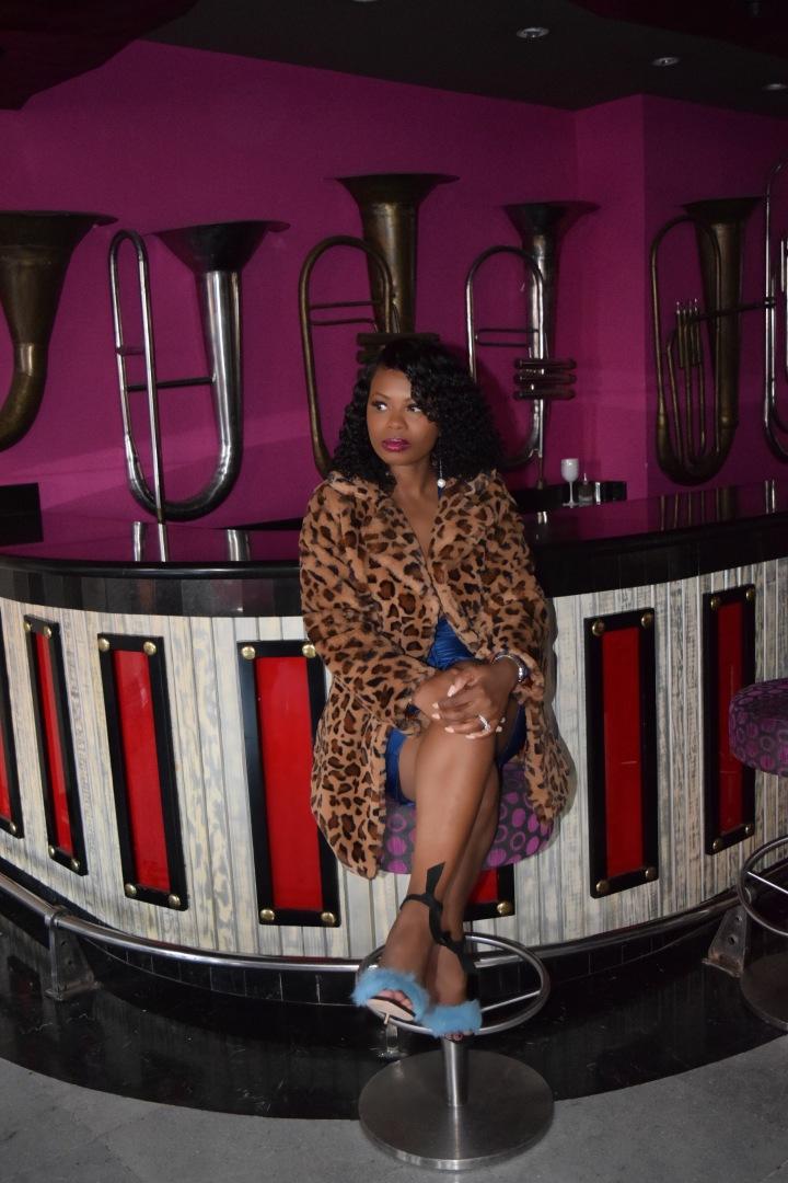 Leopard Print Prominence